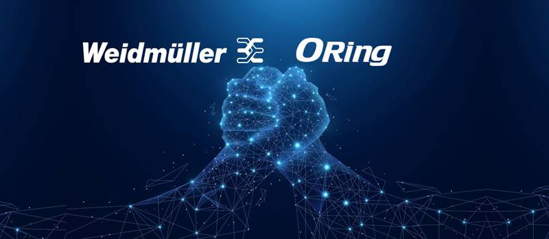 Weidmüller invests in ORing Industrial Networking